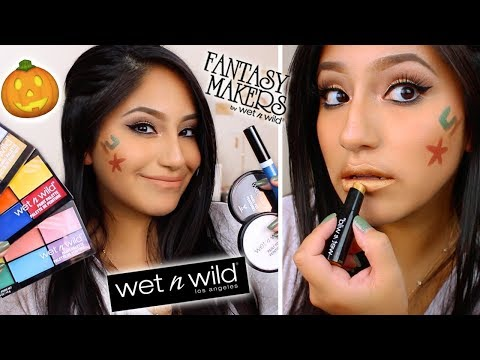 Wet N Wild 2017 FANTASY MAKERS Haul!! (& First Impressions, Swatches etc!!)