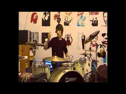 Skrillex - First Of The Year (Equinox) Drum Cover - Ben Churchill