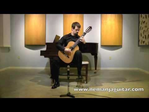 JS Bach BWV 1006 Prelude