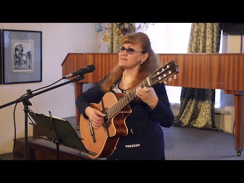 Стаканчики граненые Наталия Муравьева Цыганская песня под гитару о любви Gypsy song Шансон