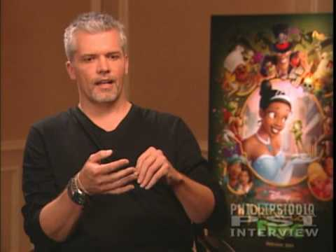 The Princess and the Frog Web interview!.mpg