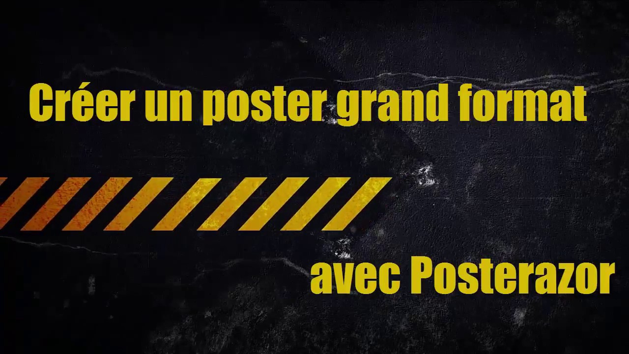 poster grand format images