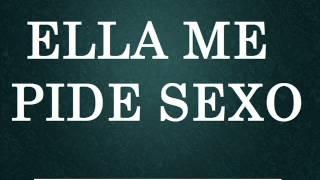 Ella Me Pide Sexo - Los Mejores Audios De WhatsApp