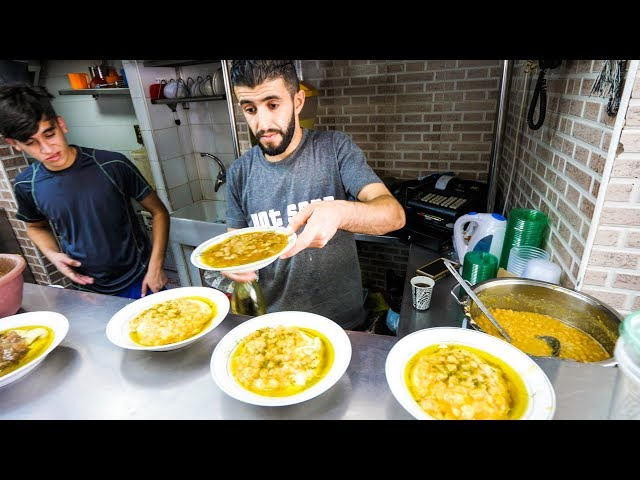 The Ultimate JERUSALEM FOOD TOUR  Attractions - Palestinian Food and Israeli Food in Old Jerusalem!
