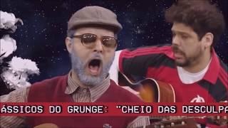 COMPILADO - SEU GETÚLIO INTERPRETA CLÁSSICOS DO GRUNGE