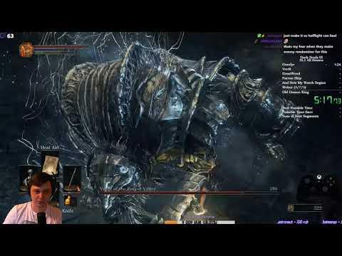 Разбор мирового рекорда в SL1 All bosses + гайд. Dark Souls 3