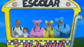 Xuxa Solamente Para Bajitos   14 El ómnibus    YouTube