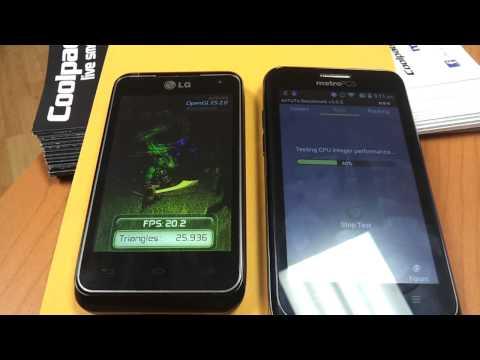 ZTE Avid 4g VS the LG Motion 4g Antutu Benchmark