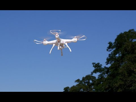 Najlepszy Dron Na Wakacje? Syma X8PRO GPS TEST