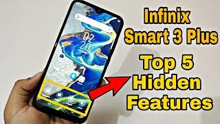 Top 5 Hidden Features of Infinix Smart 3 Plus