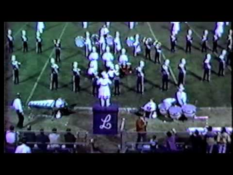 Lewistown High School Marching Band 1981