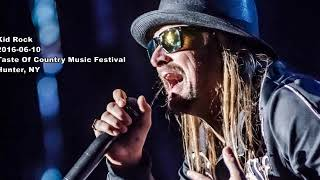 Download Lagu Kid Rock Taste Of Country Music Festival Hunter, NY 2016 06 10 Gratis STAFABAND