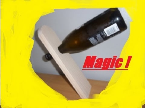 Magic Wine Bottle Holder Plans Magic Wine Bottle Holder