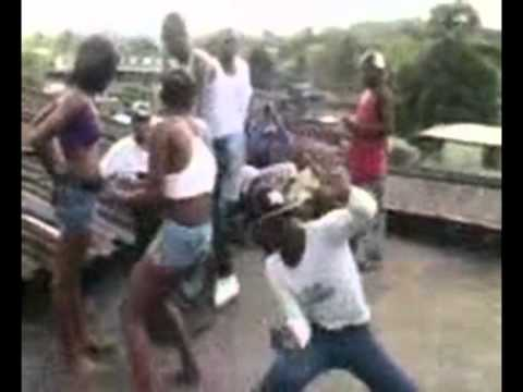 All New Booty Dance in Africa