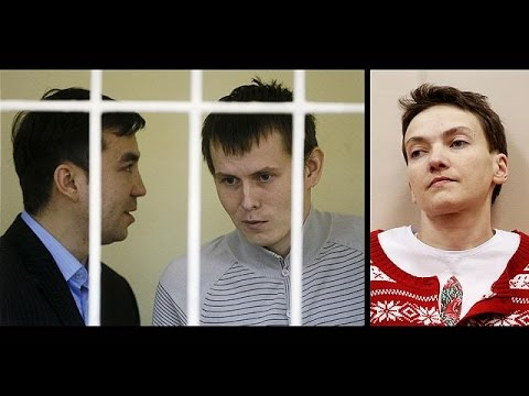 Jailed Ukrainian pilot Nadiya Savchenko boards plane to Kyiv - reports