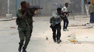 Deadly attack on hotel in Somalia