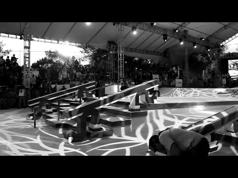 TEMPLO MAYOR: NIKE SKATE PARK EN MEXICO