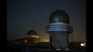 مصورون محترفون فى رحلة إلى «مرصد القطامية الفلكى» لمتابعة النجوم والسدوم