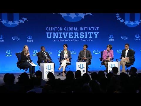 Beyond Good Intentions: Designing for Unintended Consequences - Panel Discussion - CGI U 2016