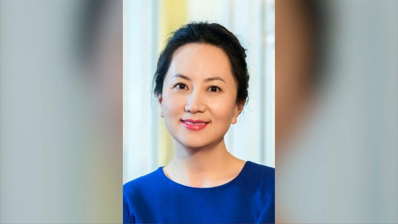 Huawei executive Meng Wanzhou granted bail