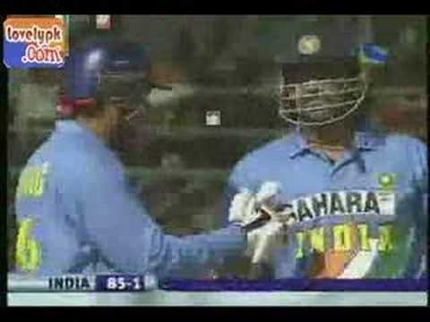 Dhoni 183 against Srilanka