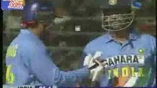 Dhoni 183 against Srilanka