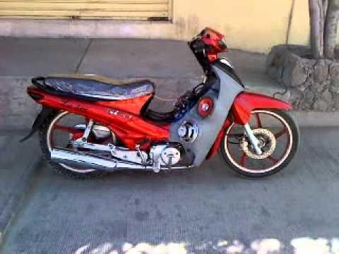 Motos Modificadas Italikas - Imagui