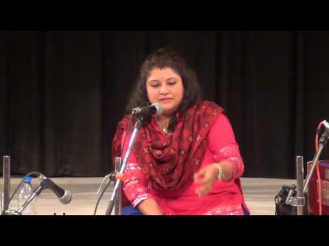 Rangi sari gulabi chunariya Dadra by Amrita Dutta Mazumdar