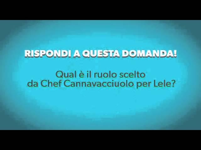 CUCINE DA INCUBO 2 - Vinci una cena da Antonino!