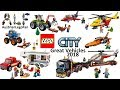 All Lego City Great Vehicles 2018 Lego Speed Build Review mp3