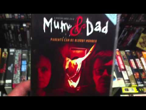 DVD, Bluray and VHS Update - Part 1 of 3 - May 2013