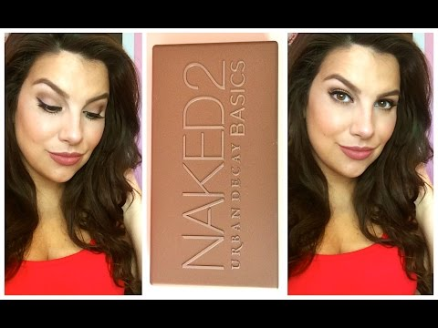 Quick Look: Urban Decay Naked Basics 2