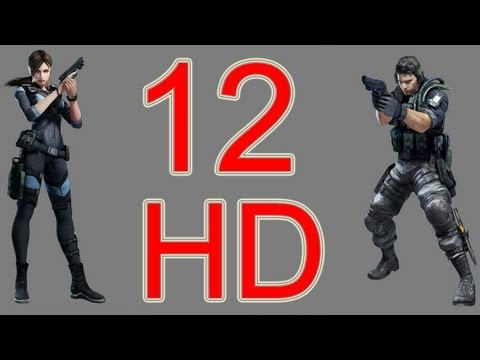 Resident Evil Revelations Walkthrough part 12 HD Consoles Version let's play PS3 XBOX PC