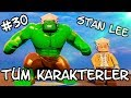ALL CHARACTERS!/STAN LEE! - LEGO Marvel's Avengers Free Roam - Part 30(Türkçe Gameplay)(THE END) HD