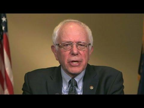 Bernie Sanders: Chelsea Clinton is wrong