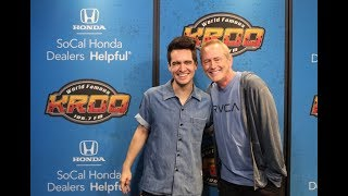 Brendon Urie Talks New Panic! At The Disco Album on Kevin & Bean