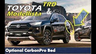 2020 Toyota RAV4 TRD And Modellista - Is RAV4  Transformesion SU V Models Exclusif In Japan