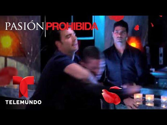 Pasión Prohibida / Golpes y cachetadas / Telemundo