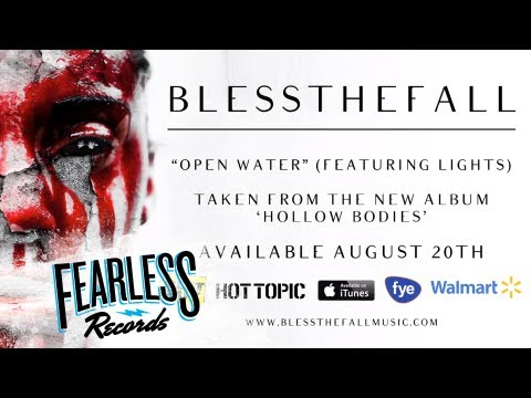 Blessthefall - Open Water