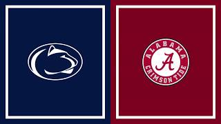 First Half Highlights: Alabama at Penn State | B1G Basketball
