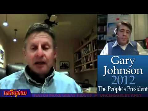 2nd Amendment Is Top Issue For Transgendered People   Gary Johnson &amp  Goproud Q&amp A  2011 12 01