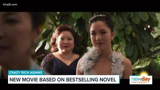 Get an inside look of the upcoming film Crazy Rich Asians  - New Day NW