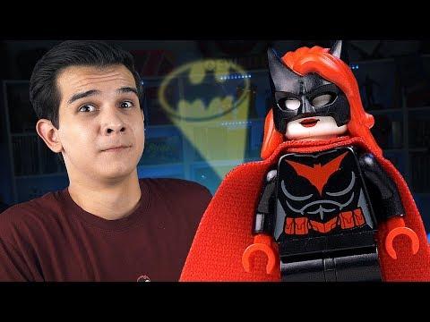 LEGO Бэтмен - БЭТВУМЕН (76111)