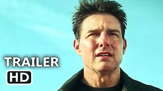 MISSION IMPOSSIBLE 6 Official Trailer # 2 (2018) Tom Cruise Action Movie HD