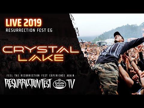 Download Lagu Crystal Lake - Live at Resurrection Fest EG 2019 (Viveiro, Spain) [Full Show, Pro-Shot].mp3