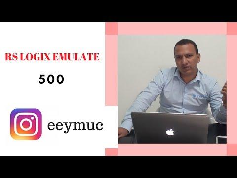 RSLogix Emulate 500