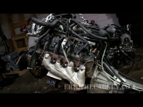 2007 Tahoe 5.3L Engine Part 2 - EricTheCarGuy