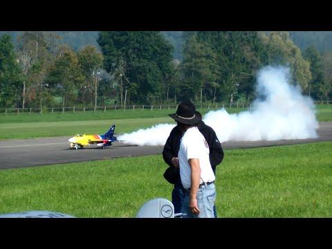 Attention very Loud !! Hausen R/C Air-Show, Gentleman start your Engine 2014
