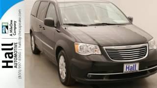 Used 2016 Chrysler Town & Country Chesapeake VA Norfolk, VA #21R1468