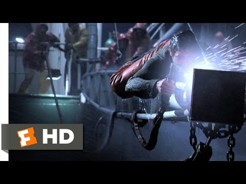 The Perfect Storm (2 5) Movie Clip - Freeing The Anchor (2000) Hd video